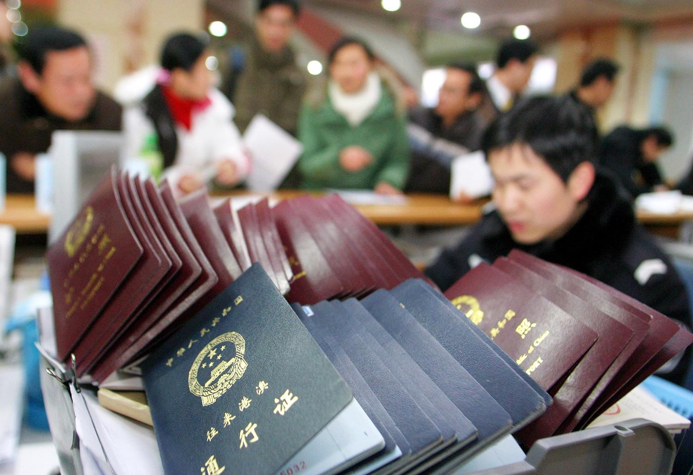出境游签证业务曾是百程旅走网的一项业务 图片来源:图虫创意