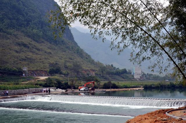 广西壮族自治区自然景不悦目。摄影/章轲