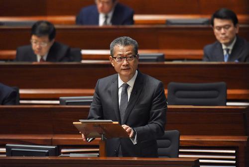 香港特區財長:昨日賣空活動較活