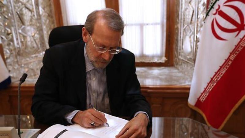 伊朗议长:美国制裁是伊朗对抗新冠肺炎疫情的一大障碍
