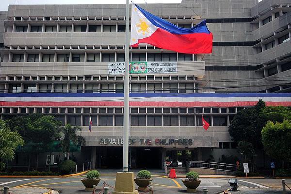 菲律宾参议院大楼 (图片来自网络)