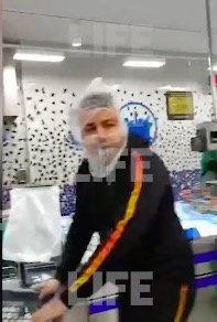 俄媒视频截图