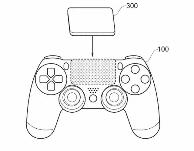 PS5手柄得到飞跃式升级:可拆卸触摸屏 或提供盲文支持