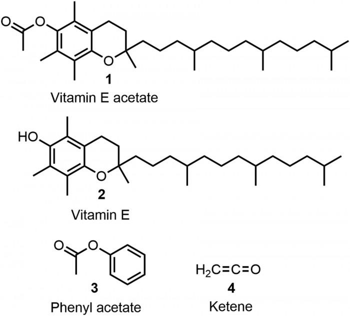 [图]电子烟添加剂维生素E醋酸盐被发现可转化为有毒化学混合物