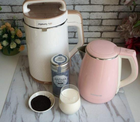 健康早餐成热点:豆浆机销量增长喜人