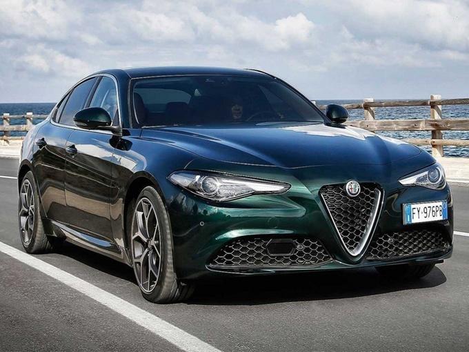阿尔法·罗密欧新Giulia开售 配置提升/年内交付