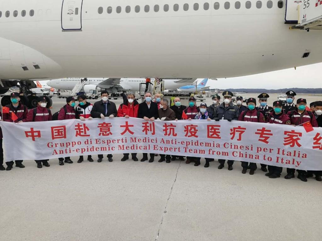 △图片来源:中国驻意大利大使馆