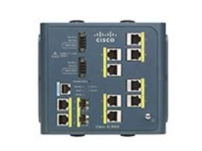CISCO IE-3000-8TC 思科工业交换机电口