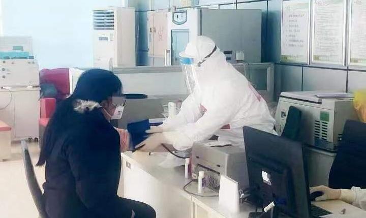 哈爾濱又有兩名新冠肺炎康復者成功捐獻血漿圖片