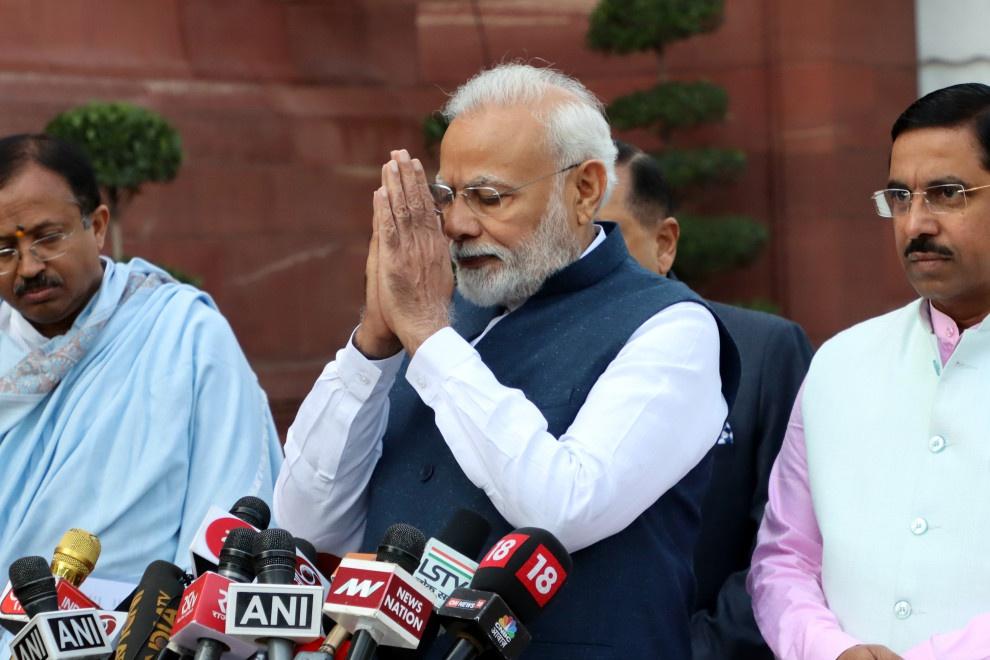 印度总理莫迪(图:Getty)