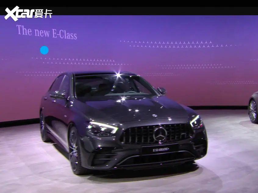新款奔驰E级正式发布,外观更加运动,能否打赢宝马5系和奥迪A6L?