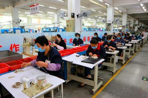 超23万名员工返岗,东莞南城75家规上企业全部复工