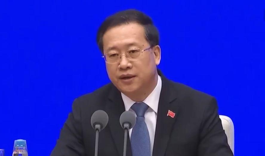 外交部副部长马朝旭(资料图)
