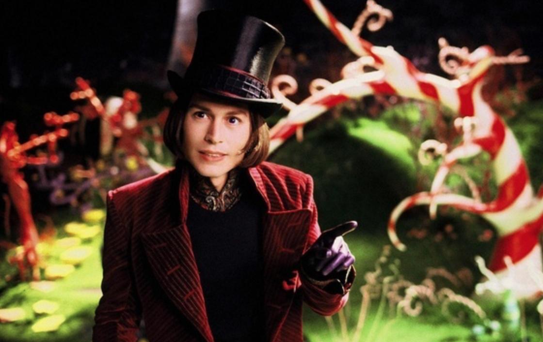 《查理和巧克力工厂》电影版剧照。