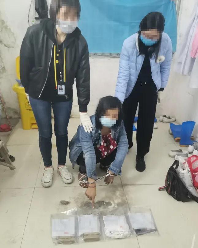 防城港破获毒品案 缴获疑似毒品海洛因698.13克