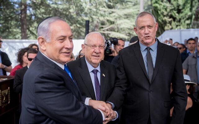 以色列总统将甘茨的组阁时限延长48小时