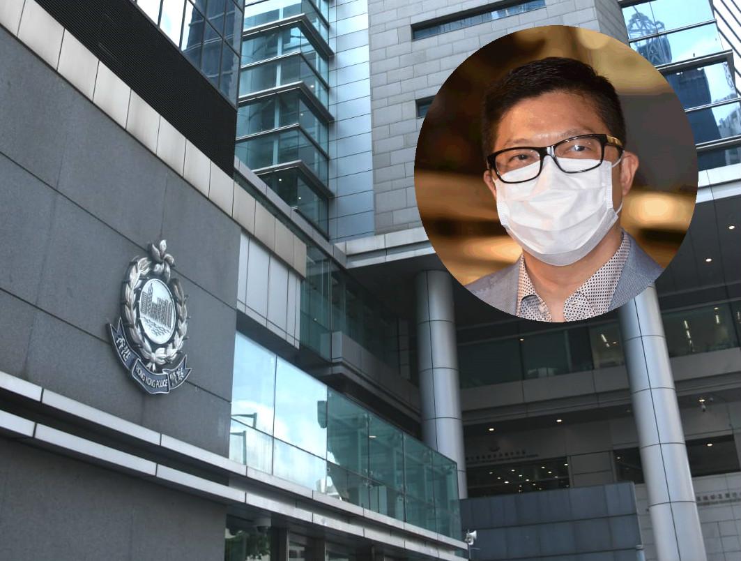 港警證實有人給鄧炳強寄爆炸品,為恐怖分子常用裝置圖片