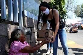 墨西哥贩毒集团向民众发物资,总统:不如停止暴力