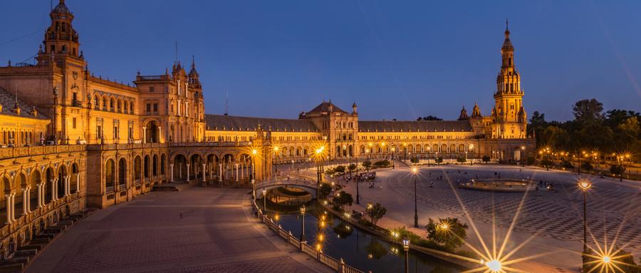 西班牙广场 图片来源:摄图网