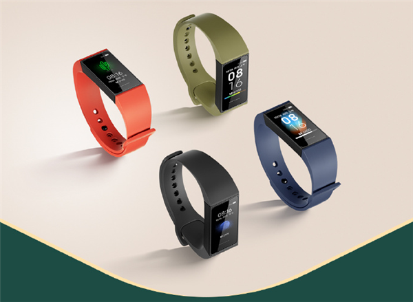 Redmi首款可穿戴设备——Redmi手环正式发布,95元包邮