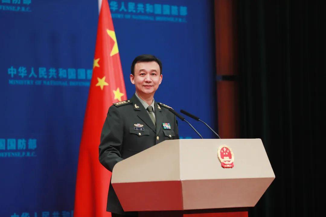 日防相称中国在疫情期间出动航母极不光彩,中方回应