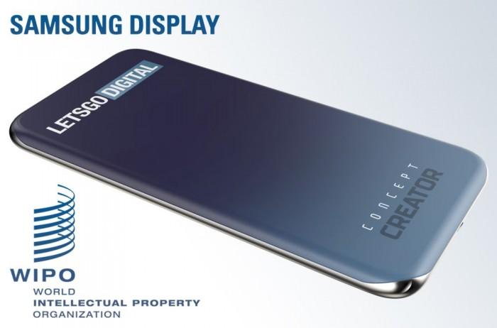 三星新专利要打破手机屏占比极限 四面均为弧形屏幕