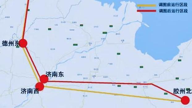 4月10日全国铁路二季度调图 优化列车开行方案