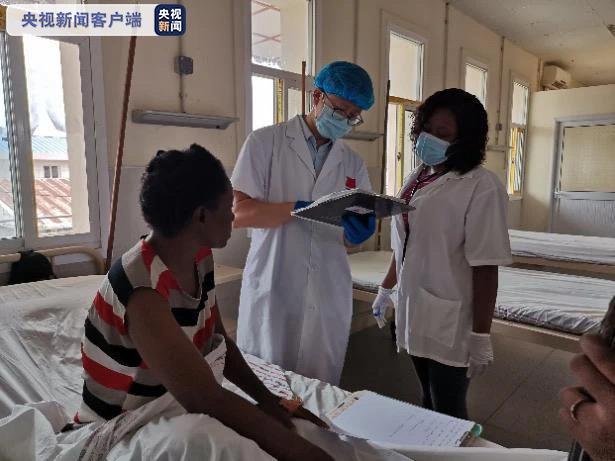 中国医疗队助力赤道几内亚防控新冠肺炎疫情