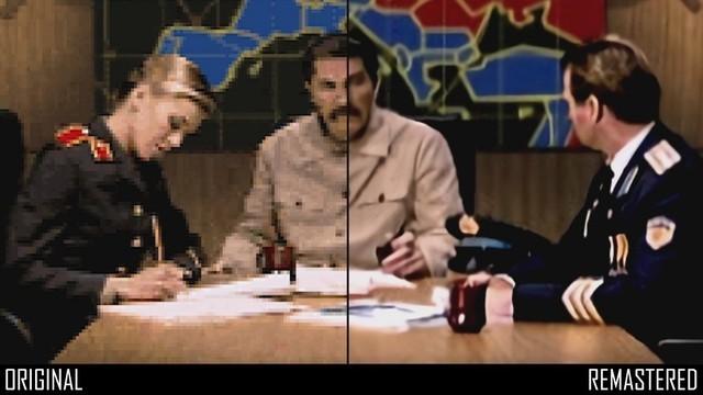 《红警》重制版开放媒体试玩,据说体验非常不错