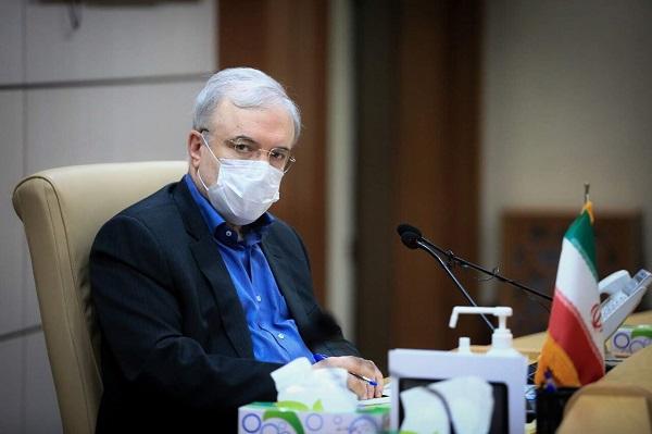 △伊朗卫生部长纳马基