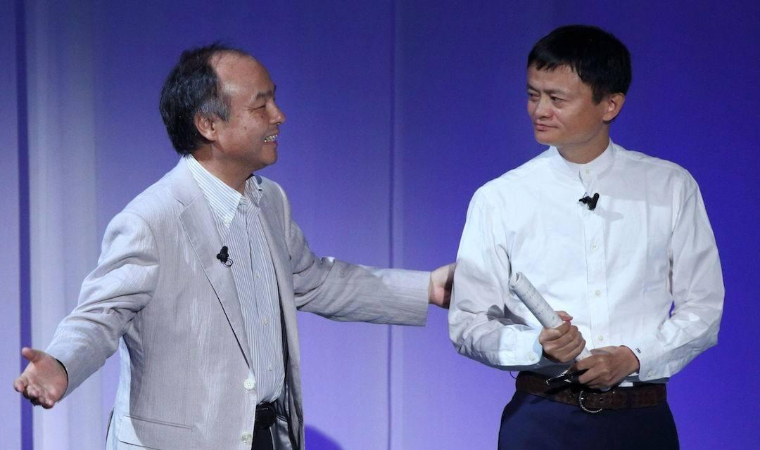 马云又辞职了这次是担任了十三年的软银集团董事