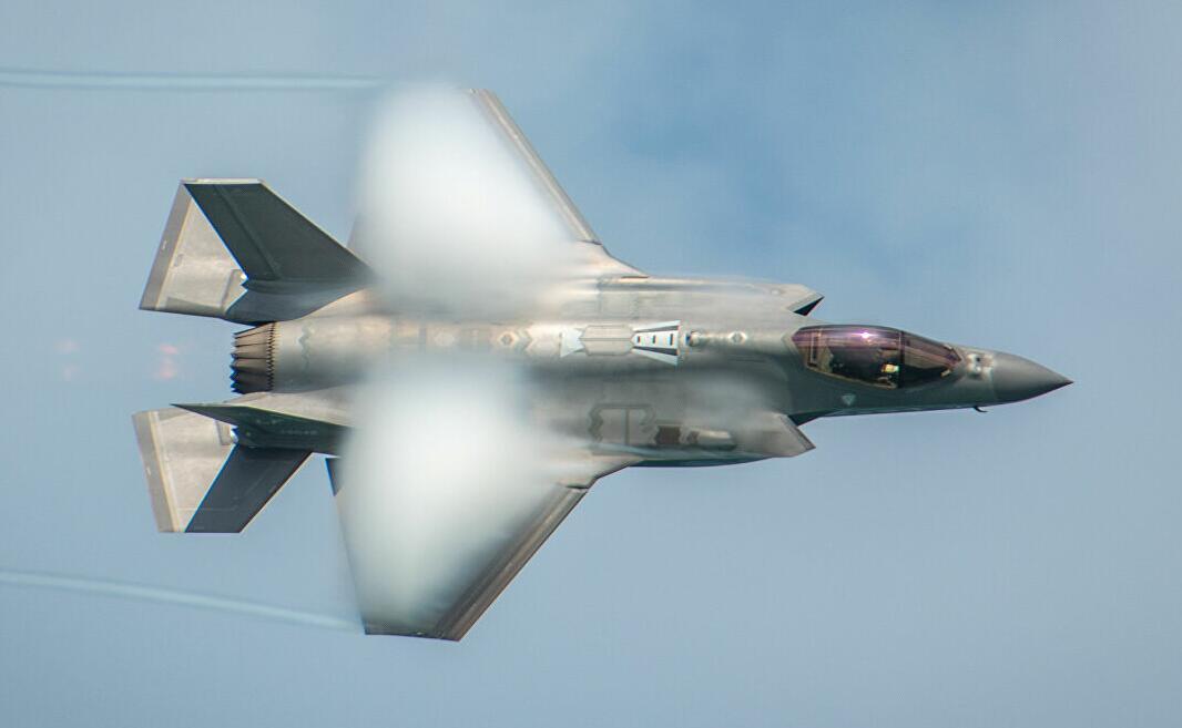 美国空军的F-35A战斗机