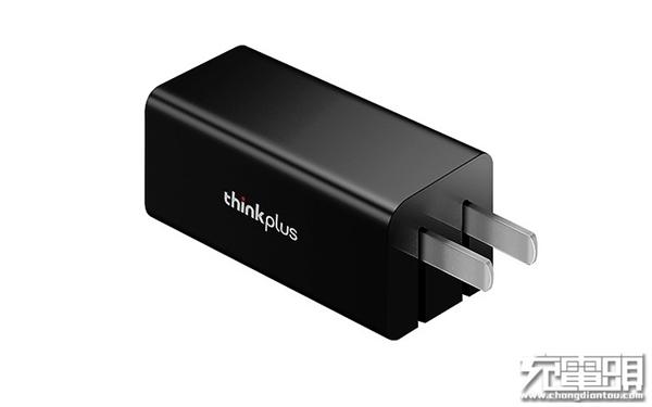 联想thinkplus推出新款口红电源:65W氮化镓、199元