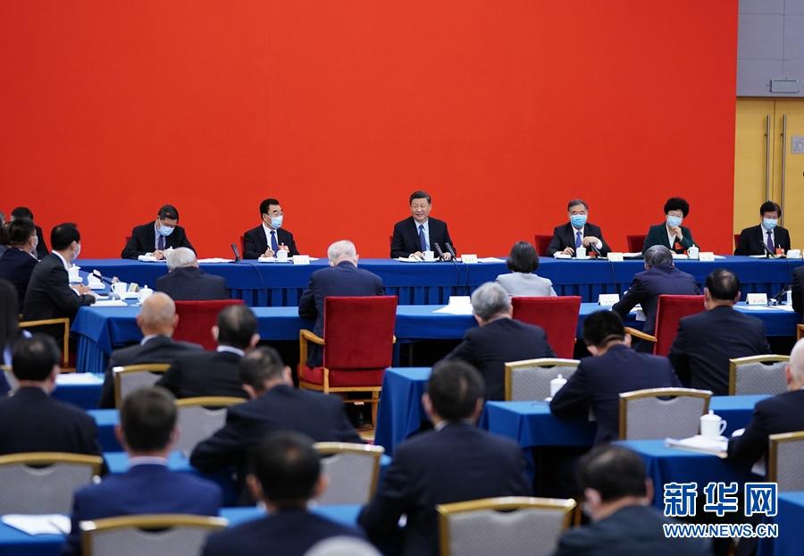 """外媒聚焦習近平""""下團組"""":中國經濟仍非常有韌性圖片"""