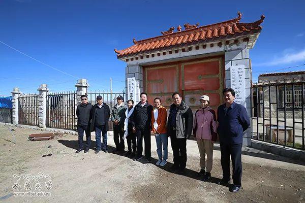 纸上谈来终觉浅 绝知此事要躬行——纪建洲校长一行实地考察西藏大学野外科考工作站