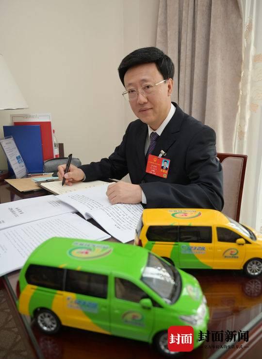 全国人大代表罗佳明:今年6月底前,四川所有具备条件乡镇和建制村要实现通客车