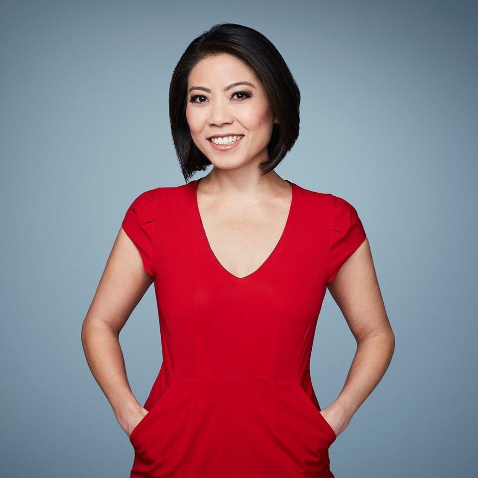 CNN華裔記者陳亦梵(臉書)