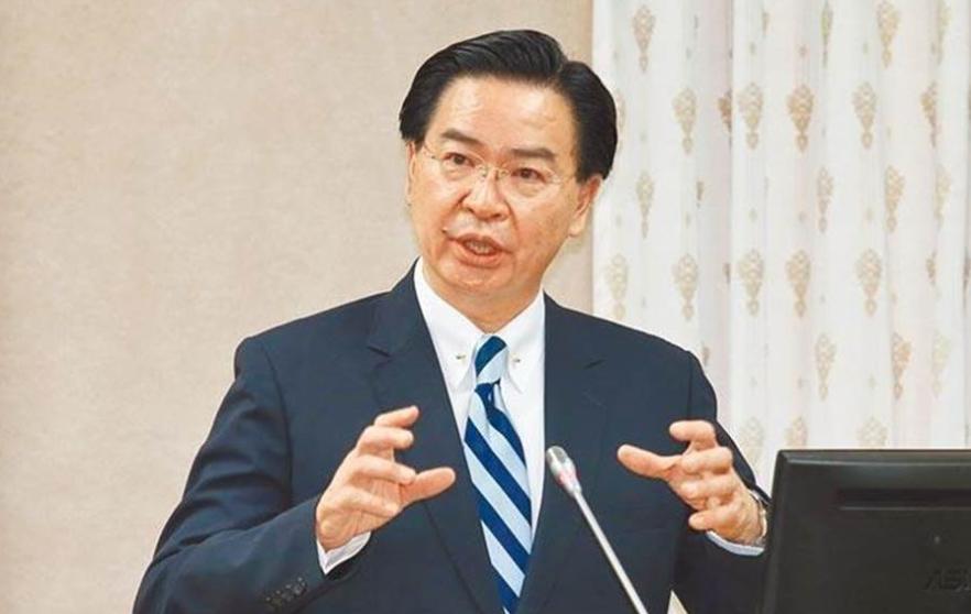 图为吴钊燮(图源:中时电子报)