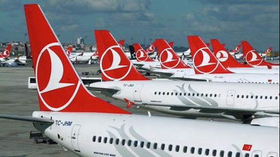 △土耳其航空,来源:网络
