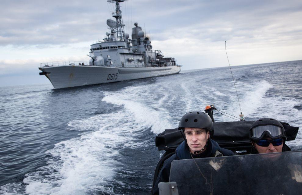 △图片来源:法国国防部