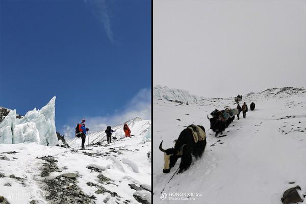 荣耀手机官宣成为中国登山队纪念首登珠峰60周年活动唯一指定手机