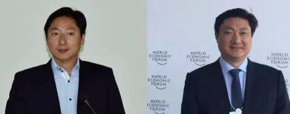 ▲陈建军与陈晓龙(左)两兄弟,图片来自网络。