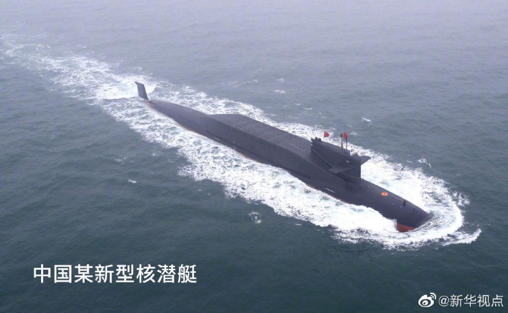"""美报告宣称中国新添两艘核潜艇 又搬出""""中国威胁论"""""""