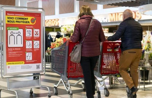 瑞士2020年GDP将同比下降5.6%迪士尼专