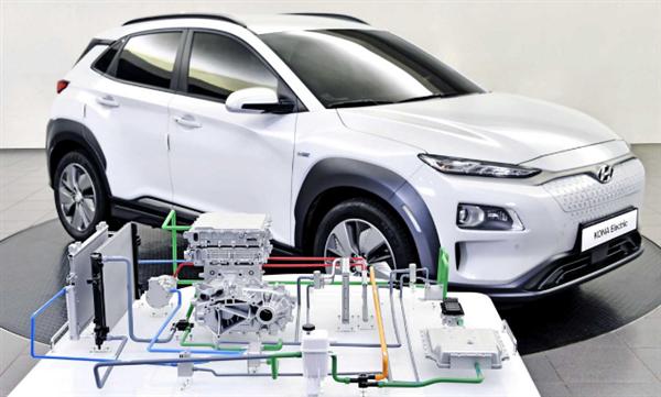 现代起亚发布新型热泵技术:专治电池衰减增加冬季续航