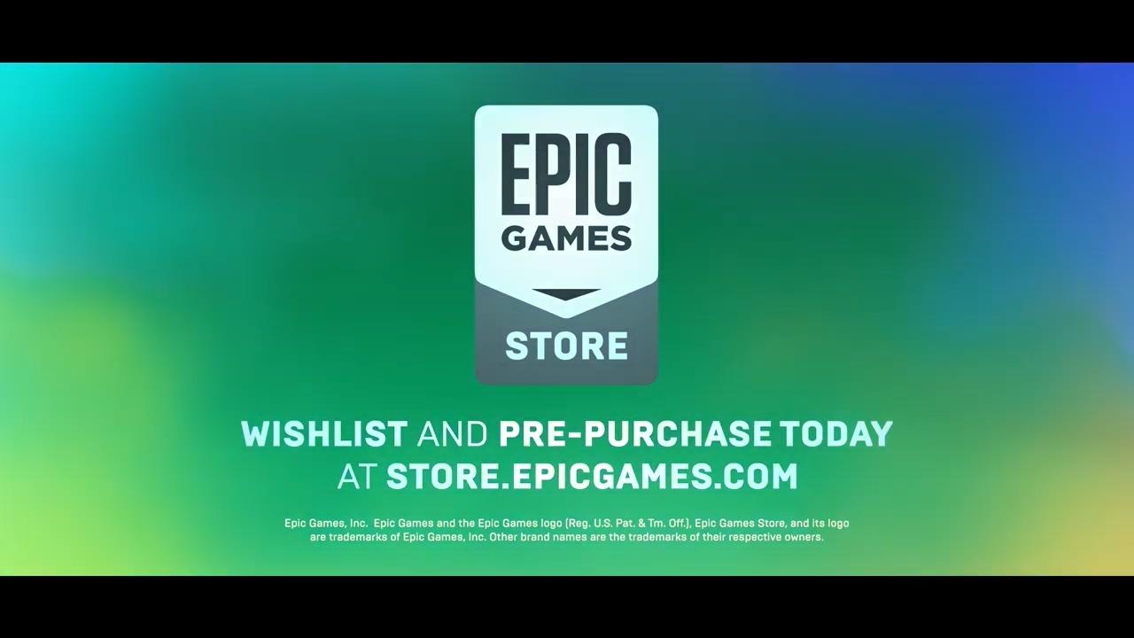 Epic商城预告片公布 新一波游戏闪亮登场