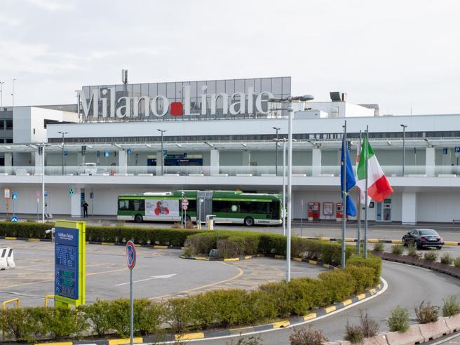 △意大利米兰利纳特机场(原料图来源:意大利《晚邮报》)
