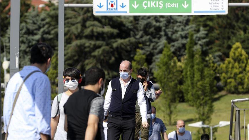 △土耳其街头(图片来源:阿纳多卢通讯社)