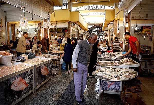 (伊朗当地市场 图片来自法尔斯通讯社)