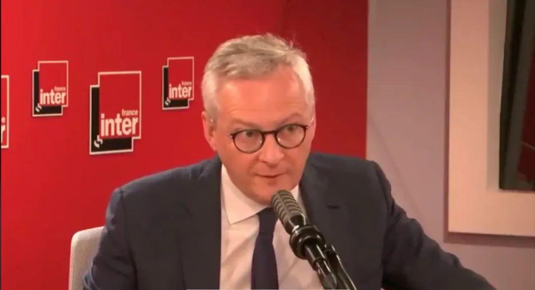 法国经济与财政部部长勒梅尔